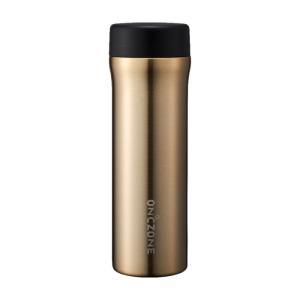 ドウシシャ 氷点下ボトル 555ml ON℃ZONE オンドゾーン OZFB555GD ゴールド 即納・送料無料 pcfreak