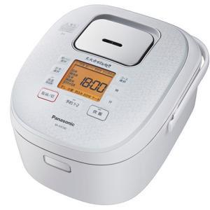Panasonic IH炊飯器 5.5合炊き 大火力おどり炊き SR-HX100-W スノーホワイト パナソニック 即納・送料無料 pcfreak