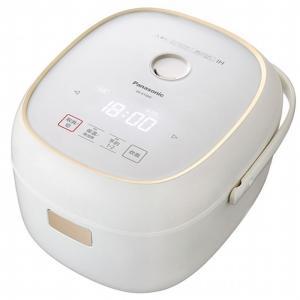 Panasonic 3合 IHジャー炊飯器 SR-KT069-W ホワイト パナソニック 即納・送料無料〜 pcfreak