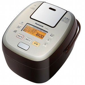 Panasonic パナソニック おどり炊き 可変圧力IHジャー炊飯器 5.5合 SR-PA107-T ブラウン  即納・送料無料|pcfreak