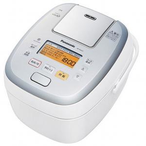 Panasonic パナソニック おどり炊き 可変圧力IHジャー炊飯器 5.5合 SR-PA107-W ホワイト 即納・送料無料|pcfreak