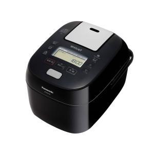 パナソニック スチーム&可変圧力IHジャー炊飯器 SR-SPA189-K ブラック Wおどり炊き 一升 Panasonic  即納・送料無料 pcfreak