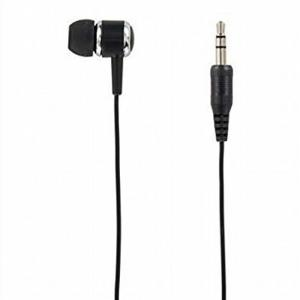 ヤザワ カナル型片耳イヤホン 1m ステレオプラグ TMS1061BK ブラック YAZAWA 即納・送料無料 pcfreak