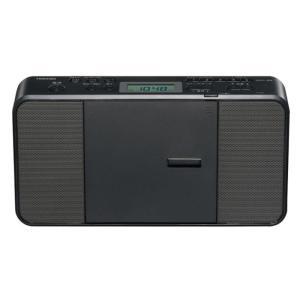 東芝 CDラジオ TY-C251(K) ブラック TOSHIBA 即納・送料無料 CDラジカセ pcfreak