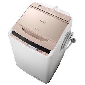 HITACHI 日立 全自動洗濯機 洗濯8kg ビートウォッ...
