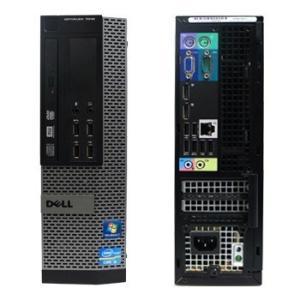 中古パソコン デスクトップパソコン 第3世代 Core i3 3220 23型フルHD液晶 メモリ8GB HDD500GB DVDマルチ Office USB3.0 正規 Windows10 DELL 7010SF 0378s|pchands|02