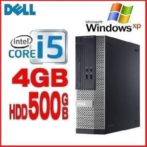 中古パソコン デスクトップパソコン 第3世代 Core i5 HDMI メモリ16GB HDD500GB Office Windows7 Pro DELL optiplex 3010SF 1625a7-3|pchands