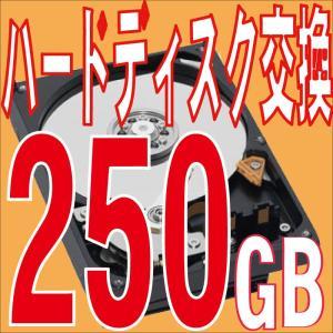 (パソコン 同時購入者様専用)中古250GBへ換装、OSクリーンインストール(d-250gb)|pchands