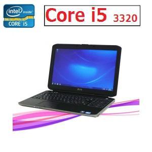 中古パソコン ノ−トパソコン Core i5 3320M DELL Latitude E5530 15.6液晶 メモリ4GB HDD500GB DVDマルチ 無線LAN HDMI Win7Pro na-067-2|pchands