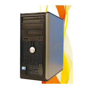 中古パソコン DELL 780MT Core2 DuoE8400 3.0GHz メモリ4GB DVDマルチ Windows7 Pro y-d-234|pchands