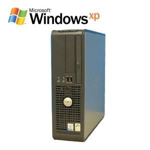 中古パソコン DELL Optiplex GX520SF/(Pentium4 HT 2.6GHz)(WindowsXP Pro)(y-d-259)