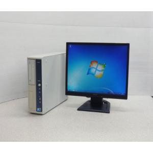 中古パソコン 訳あり特価 Office 19型液晶 Windows7Pro リカバリ DtoD領域有 NEC MY29/Core2Duo E7500(2.93Ghz)/メモリ2GB/HDD250GB/DVD-ROM//dtb-428