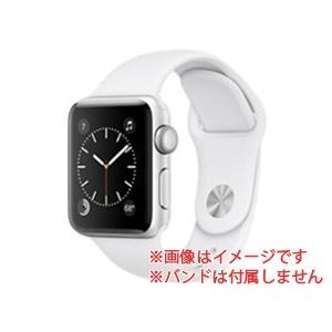 中古スマートウォッチ Apple Watch Series 2 38mm アルミニウム シルバー M...