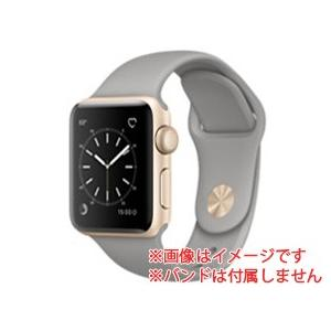 中古スマートウォッチ Apple Watch Series 2 38mm アルミニウム ゴールド M...