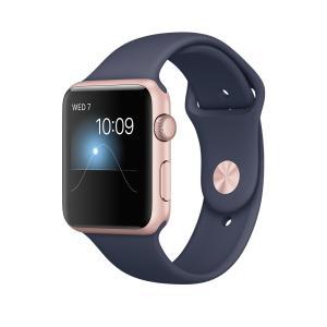 中古スマートウォッチ Apple Watch Series 2 42mm アルミニウム ローズゴール...