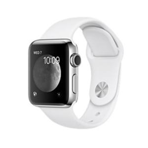 中古 apple watch アップルウォッチ 本体 Apple Watch Series 2 38mm ステンレススチール MNTC2J/A Apple Bランク|pcjungle