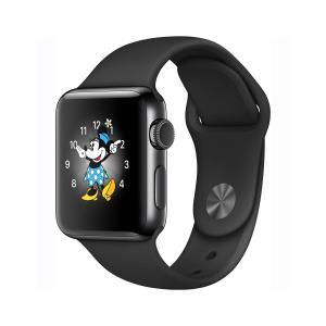 中古アップルウォッチ Apple Watch Series 2 38mm ステンレススチール スペー...