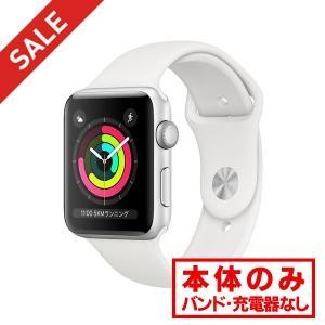 リユースBランク  中古スマートウォッチ Apple Watch Series 3 GPSモデル 4...