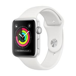 中古 apple watch アップルウォッチ 本体 Apple Watch Nike+ Series 3 GPSモデル 42mm アルミニウム [シルバー] MQL32J/A Apple Bランク|pcjungle