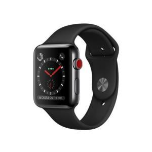 リユースBランク  中古スマートウォッチ Apple Watch Series 3 GPS + Ce...