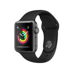 リユースBランク  リユーススマートウォッチ Apple Watch Series 3 GPSモデル...