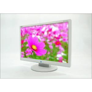 中古モニター LCD-AS192WM-C [19インチワイド液晶ディスプレイ/ホワイト] NEC  良品
