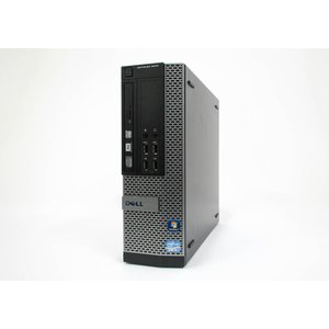 [SALE!] 中古パソコン OptiPlex 9010 SFF MAR Windows10 Pro 64bit Intel Core i7-3770 3.40GHz メモリ4GB HDD1TB DVDマルチ DELL デスクトップ Bランク|pcjungle