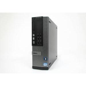 中古パソコン OptiPlex 9010 SFF MAR Windows10 Pro 64bit Intel Core i7-3770 3.40GHz メモリ4GB HDD500GB DVDマルチ DELL デスクトップ Bランク [SALE!]|pcjungle