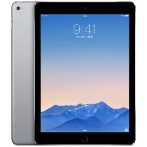 中古 タブレット iPad Air 2 アイパッド [docomo] [64GB/スペースグレイ] MGHX2J/A Apple Cランク|pcjungle