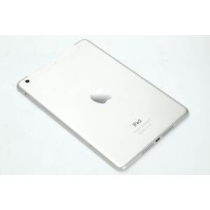 中古iPad Apple iPad mini2 Retina Wi-Fi + Cellular au KDDI 16GB シルバーME814JA/A  白ロム Bランク中古 タブレット