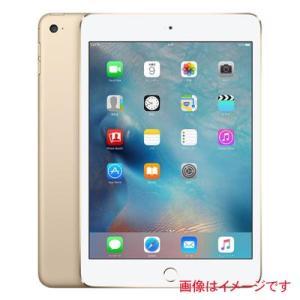 中古 タブレット iPad mini 4 アイパッド [docomo] [64GB/ゴールド] MK752J/A Apple Cランク|pcjungle