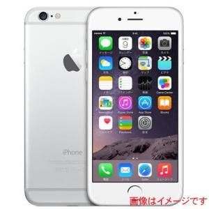 中古スマホ iPhone6 [au KDDI] [16GB/シルバー] MG482J/A Apple 通常品