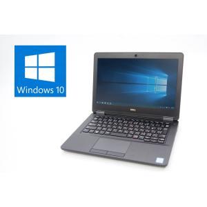 DELL Latitude E5270  MAR Windows10 Pro 64bit Intel Core i5 6200U 2.30GHz メモリ8GB HDD500GB 12.5