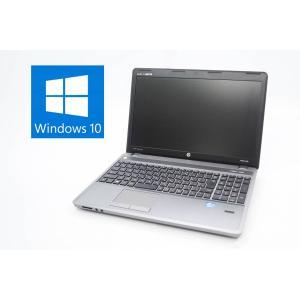 HP ProBook 4540s MAR Windows10 Professional 64bit Intel Core i5-3210M 2.50GHz 2GB 320GB DVDマルチ 15.6