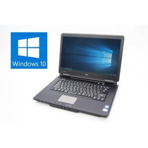 NEC VersaPro VK22L/X-D PC-VK22LXZCD  MAR Windows10 Pro 64bit Intel Core i3-2330M 2.20GHz メモリ4GB HDD250GB 15.6