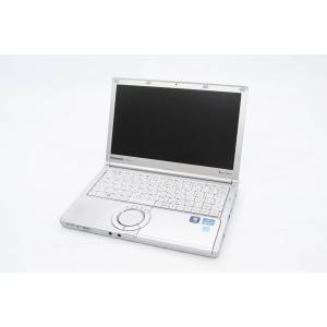 中古ノートPC Let's Note CF-NX1 CF-NX1GDHYS Windows7 Professional 64bit Intel Corei5 2540M 2.60GHz メモリ4GB HDD250GB 12.1