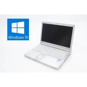 Panasonic Let's Note CF-SX2 CF-SX2LDHTS MAR Windows10 Professional 64bit Intel Core i5 3320M 2.60GHz メモリ4GB HDD250GB 中古 ノートPC|pcjungle