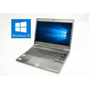 中古ノ−トパソコン dynabook R632/H MAR Windows10 Pro 64bit / Intel Corei5 3437U 1.90GHz / メモリ4GB / SSD128GB  13.3