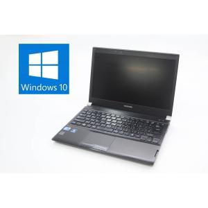 TOSHIBA dynabook R730/B  MAR Windows10 Pro 64bit Intel Core i3 380M 2.53GHz メモリ2GB /HDD250GB 13.3