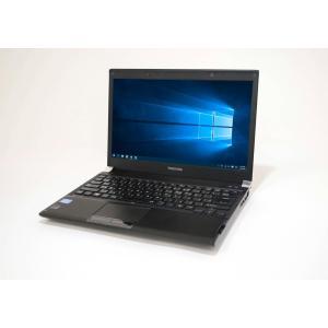 dynabook Satellite R732/G MAR Windows10 Pro 64bit Intel Core i5-3320M 2.60GHz メモリ4GB HDD320GB 13.3