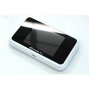 中古Wi-Fi モバイルルーター Wi-Fi STATION HW-02G [docomo] [ホワイト] HUAWEI Bランク|pcjungle