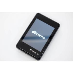 Bランクdocomo LGエレクトロニクス モバイル Wi-Fiルーター LG Wi-Fi STATION L-02F  白ロム/Black 中古 Wi-FiルーターMVNO ドコモモバイルルーター