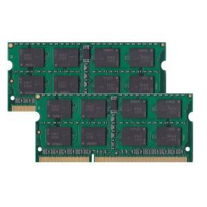 安心の5年間保証 新品 BUFFALOと互換性のある Mac用互換増設メモリ PC3-10600(DDR3-1333) 4GB×2枚組 A3N1333-4GX2/E