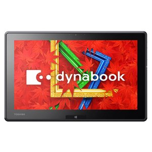 東芝 DynaBook V714/K 大画面11.6インチ 第4世代Corei5 4300Y 4GBメモリ SSD128GB 正規版Office付き  TOSHIBA タブレット|pcmax