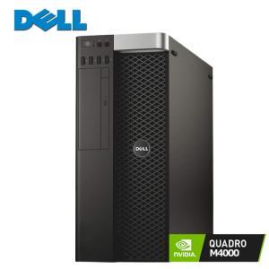Dell Precision Tower T5810 XEON E5-1620v3 メモリ16GB 新品SSD512GB Quadro M2000 USB3.0 Office付き Windows10 ワークステーション 中古パソコン|pcmax