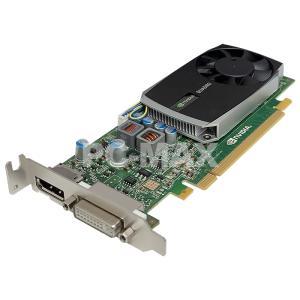 中古グラフィックカード ロープロファイル NVIDIA Quadro 600 GDDR3 1GB 【ネコポス発送】|pcmax