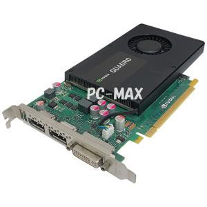 中古グラフィックカード ビデオカード NVIDIA Quadro K2000 GDDR5 2GB