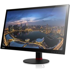 Lenovo 28インチワイドLED液晶モニタ ThinkVision Pro2840m 3840x2160 4K HDMIx2 画面回転 高さ調整 中古ディスプレイ|pcmax