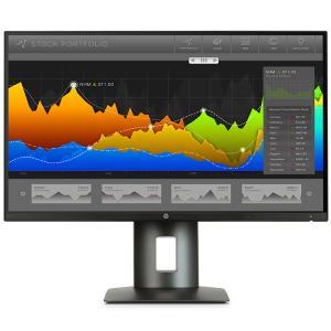 HP フレームレス 27インチワイドLED液晶モニタ Z27n IPSパネル 2560x1440 HDMI DP 画面回転 高さ調整【中古】ディスプレイ|pcmax