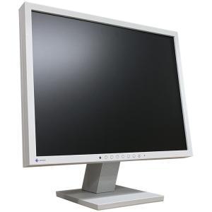 EIZO 17インチLED液晶モニタ FlexScan S1703-TGY 1280x1024 スクエアノングレア VGA DVI 中古ディスプレイ|pcmax